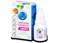 Oční kapky a spreje - Oční kapky Gelone 10 ml