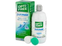 Kontaktní čočky levně - Roztok OPTI-FREE PureMoist 300 ml