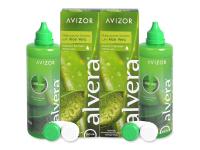 Roztoky na kontaktní čočky - Roztok Alvera 2 x 350 ml