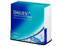 Kontaktní čočky levně - Dailies AquaComfort Plus