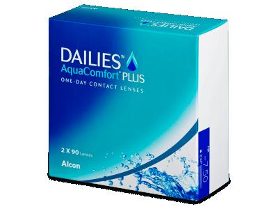 Dailies AquaComfort Plus (180čoček)