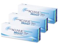 Jednodenní kontaktní čočky - 1 Day Acuvue Moist for Astigmatism