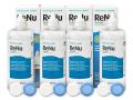 Roztoky na kontaktní čočky - Roztok ReNu MultiPlus 4 x 360 ml