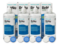 Kontaktní čočky Bausch and Lomb - Roztok ReNu MultiPlus 4 x 360 ml