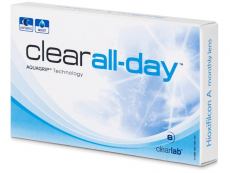 Clear All-Day (6 čoček)