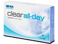 Měsíční kontaktní čočky - Clear All-Day