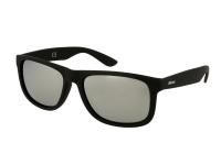 Sluneční brýle - Sunglasses Alensa Sport Black Silver Mirror