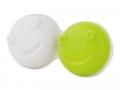 Pouzdra na kontaktní čočky se zrcátkem - Náhradní pouzdro do vibrační kazetky - zelené
