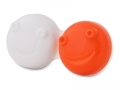 Pouzdra na kontaktní čočky se zrcátkem - Náhradní pouzdro do vibrační kazetky - hnědé