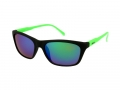 Sluneční brýle - Sunglasses Alensa Sport Black Green Mirror