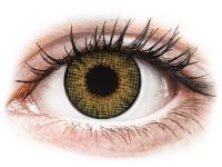 Kontaktní čočky levně - Air Optix Colors - Pure Hazel - dioptrické