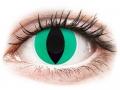Barevné kontaktní čočky MaxVue Vision - ColourVUE Crazy Lens - Anaconda - nedioptrické