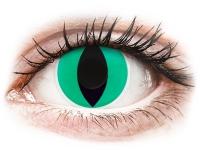 Crazy barevné kontaktní čočky - ColourVUE Crazy Lens - Anaconda - nedioptrické