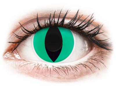 ColourVUE Crazy Lens - Anaconda - nedioptrické (2čočky)