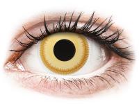 Crazy barevné kontaktní čočky - ColourVUE Crazy Lens - Avatar - nedioptrické