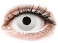 Barevné kontaktní čočky MaxVue Vision - ColourVUE Crazy Lens - Mirror - nedioptrické