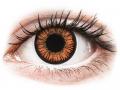 Barevné kontaktní čočky MaxVue Vision - ColourVUE Crazy Lens - Twilight - nedioptrické