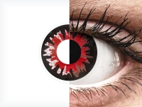 ColourVUE Crazy Lens - Volturi - nedioptrické (2čočky)