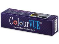 ColourVUE Crazy Lens - Wildfire - nedioptrické (2čočky)