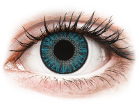 Kontaktní čočky TopVue - TopVue Color - Blue - dioptrické jednodenní
