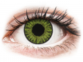 Kontaktní čočky TopVue - TopVue Color - Fresh green - dioptrické jednodenní
