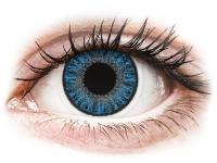 Kontaktní čočky TopVue - TopVue Color - Sapphire Blue - dioptrické jednodenní