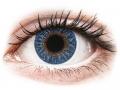 Kontaktní čočky TopVue - TopVue Color - True Sapphire - dioptrické