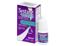 Kontaktní čočky Alcon - Oční kapky Systane Balance 10ml