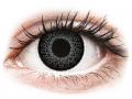 Barevné kontaktní čočky MaxVue Vision - ColourVUE Eyelush Grey - dioptrické