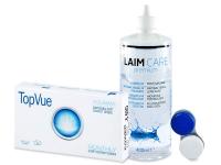 Výhodné balíčky kontaktních čoček - TopVue Monthly (6čoček)
