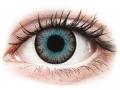 Barevné kontaktní čočky MaxVue Vision - ColourVUE Fusion Blue Gray - nedioptrické
