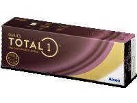 Jednodenní kontaktní čočky - Dailies TOTAL1