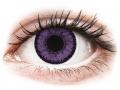Barevné kontaktní čočky - SofLens Natural Colors Indigo - nedioptrické