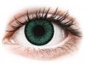 Kontaktní čočky Bausch and Lomb - SofLens Natural Colors Jade - nedioptrické