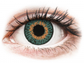Kontaktní čočky Cooper Vision - Expressions Colors Aqua - nedioptrické