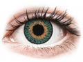 Kontaktní čočky Cooper Vision - Expressions Colors Aqua - dioptrické