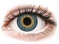 Kontaktní čočky Cooper Vision - Expressions Colors Blue - nedioptrické