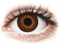 Kontaktní čočky Cooper Vision - Expressions Colors Brown - nedioptrické