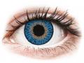 Kontaktní čočky Cooper Vision - Expressions Colors Dark Blue - nedioptrické