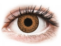 Kontaktní čočky Cooper Vision - Expressions Colors Hazel - nedioptrické