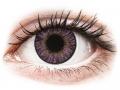 Kontaktní čočky Alcon - FreshLook ColorBlends Amethyst - nedioptrické