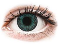Kontaktní čočky levně - FreshLook ColorBlends Brilliant Blue - dioptrické