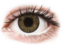 Kontaktní čočky levně - FreshLook ColorBlends Pure Hazel - nedioptrické