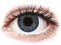 Kontaktní čočky Alcon - FreshLook ColorBlends True Sapphire - nedioptrické