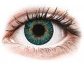 Kontaktní čočky Alcon - FreshLook ColorBlends Turquoise - dioptrické