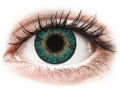 Kontaktní čočky Alcon - FreshLook ColorBlends Turquoise - nedioptrické