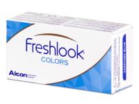 FreshLook Colors Blue - nedioptrické (2čočky)