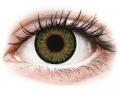 Kontaktní čočky Alcon - FreshLook One Day Color Green - dioptrické