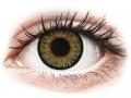 Kontaktní čočky Alcon - FreshLook One Day Color Pure Hazel - nedioptrické