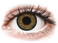 Kontaktní čočky levně - FreshLook One Day Color Pure Hazel - nedioptrické